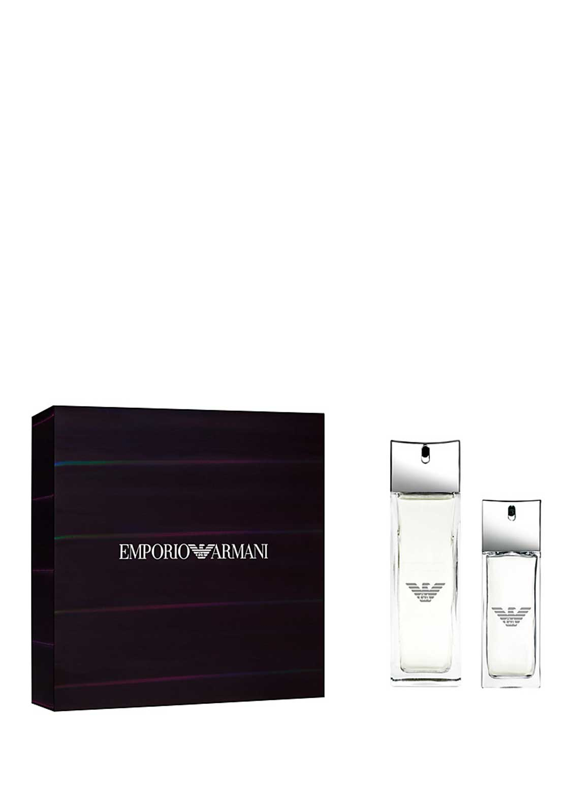 Emporio Armani Diamonds Rocks for Men Gift Set, 50ml