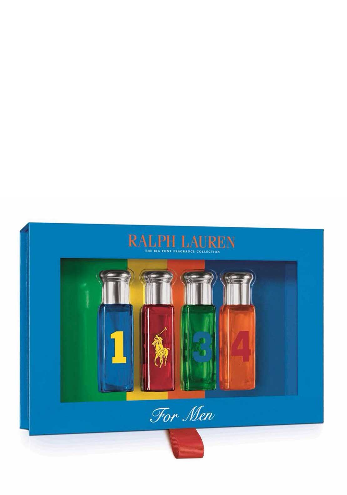 Ralph Lauren The Big Pony Fragrance Collection For Men, 40ml