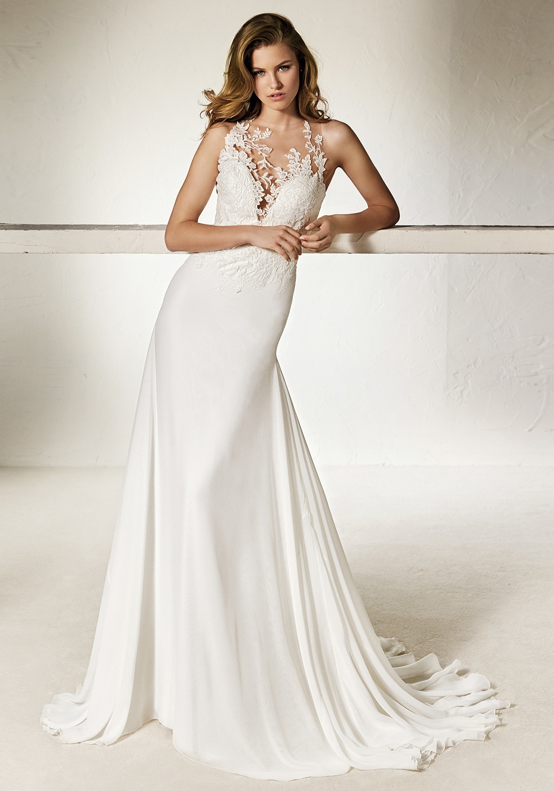 Pronovias One Chalila Wedding Dress