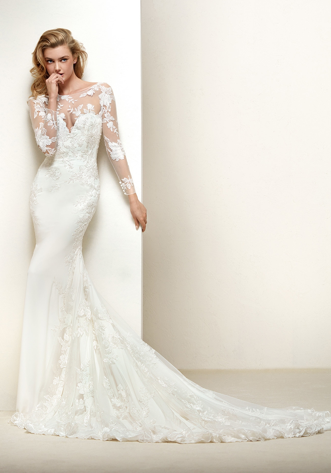 Pronovias Drakar Wedding Dress
