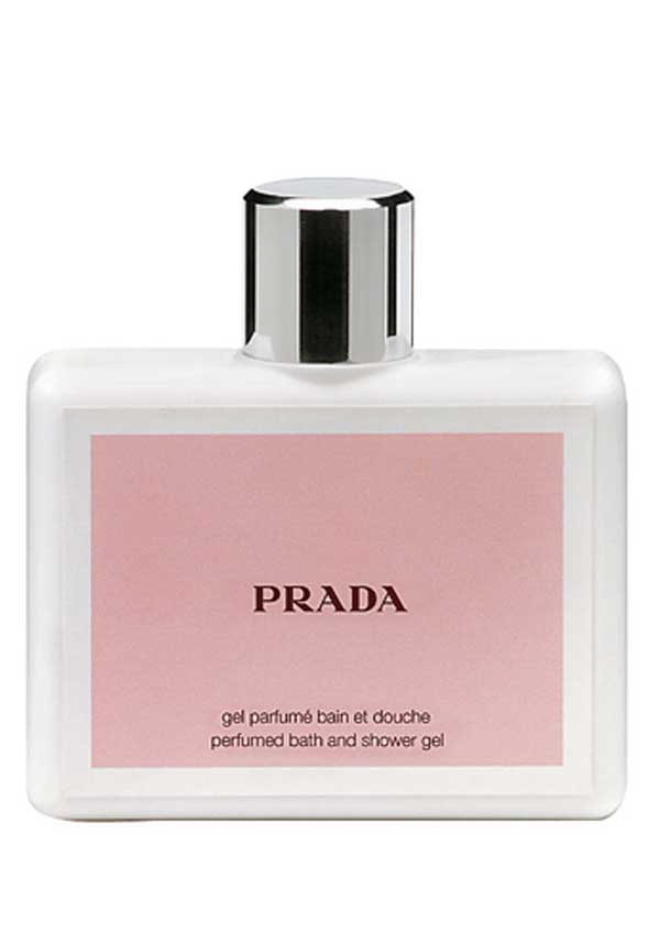 Prada Amber Perfumed Bath and Shower Gel, 200ml