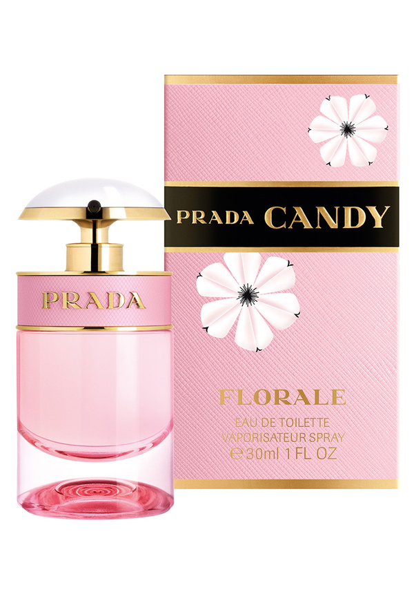 Prada Candy Florale EDT, 80ml