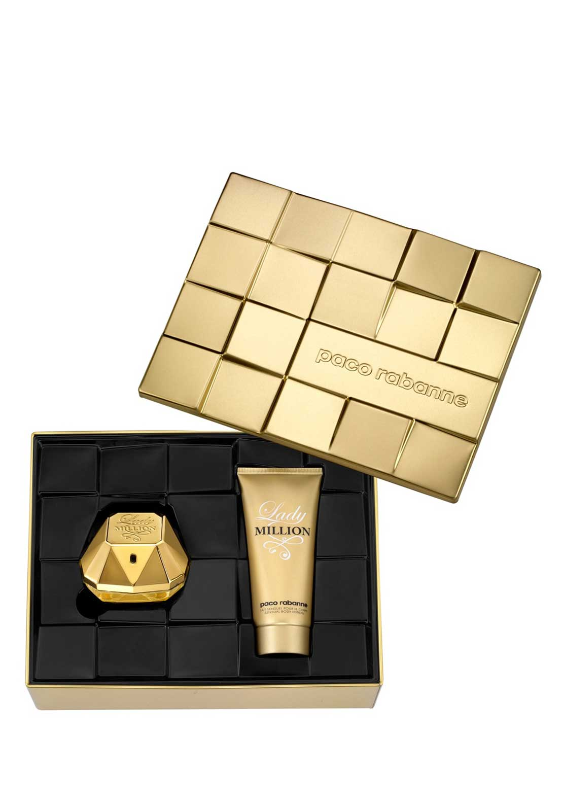Paco Rabanne Lady Million Gift Set for her, 80ml