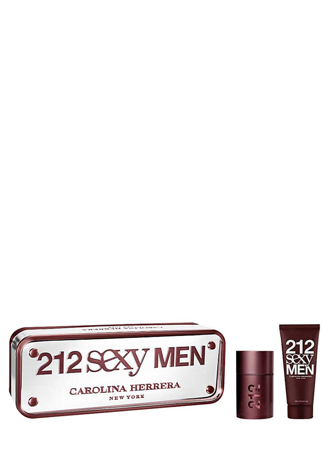Carolina Herrera 212 SEXY MEN Gift Set, 50ml