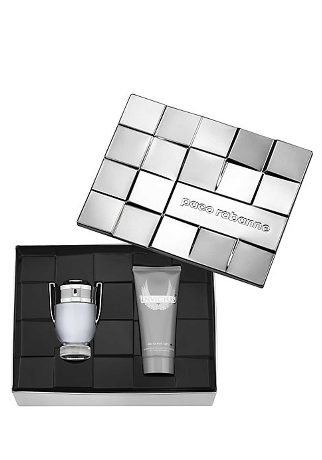 Paco Rabanne Invictus Gift Set, 50ml