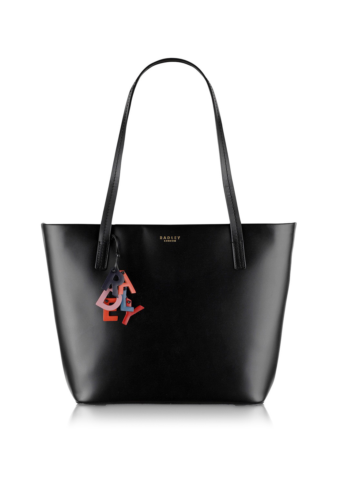 Radley Ziptop Tote Bag Black