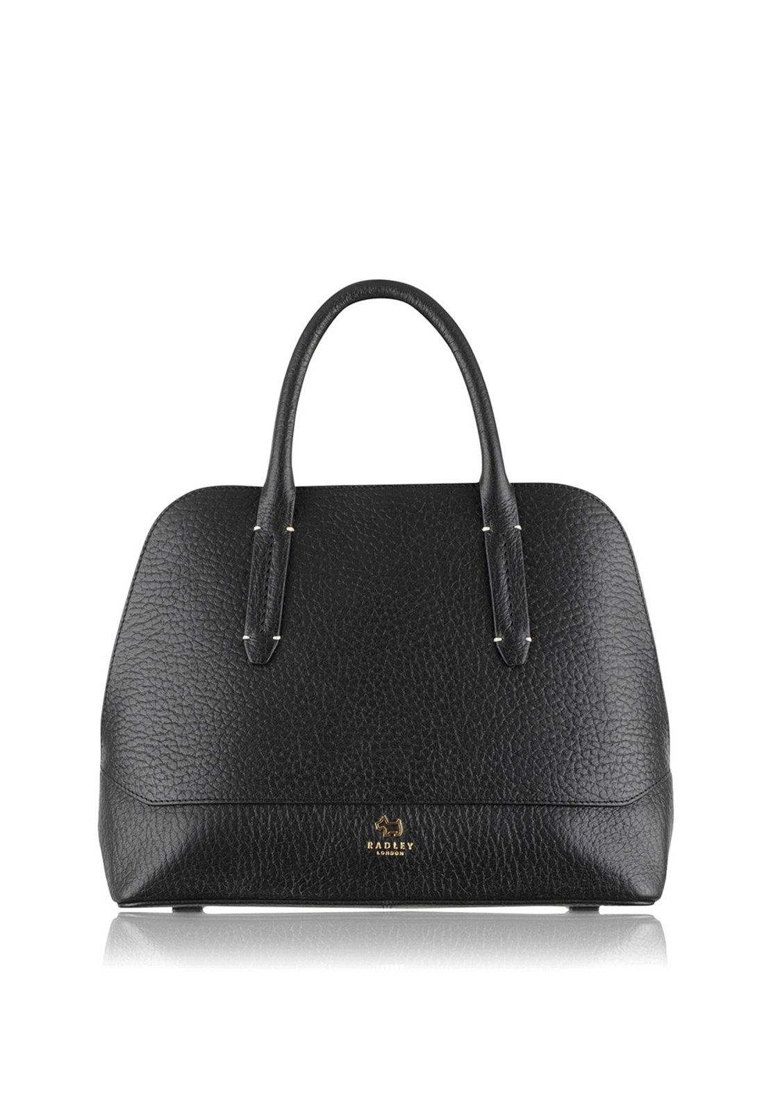Radley Domed Bag Black Medium