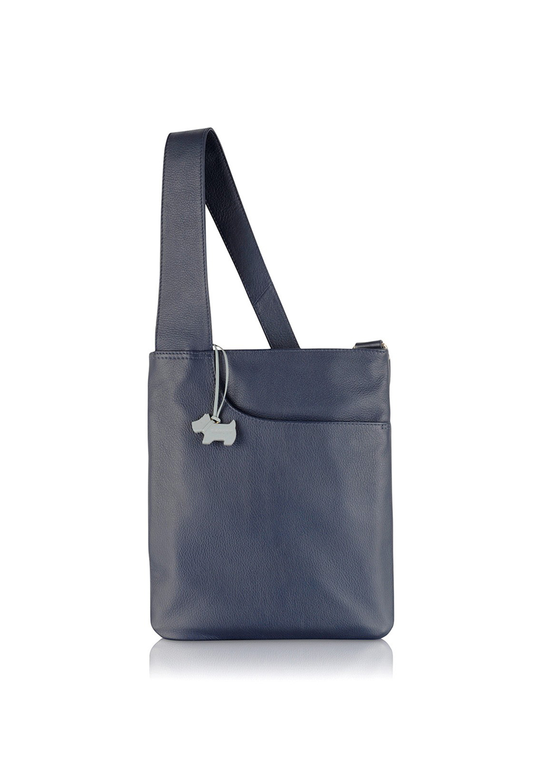 Radley Cross Body Pocket Zip top Bag Navy