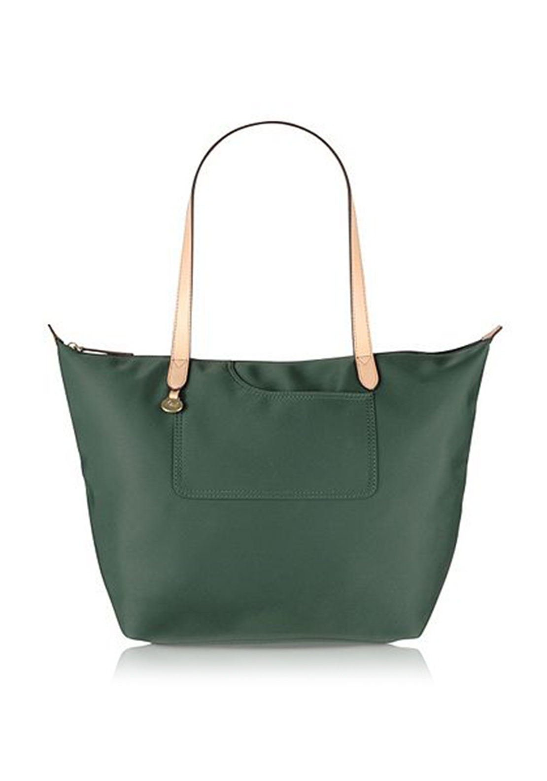 Radley Ziptop Tote Bag Large Green