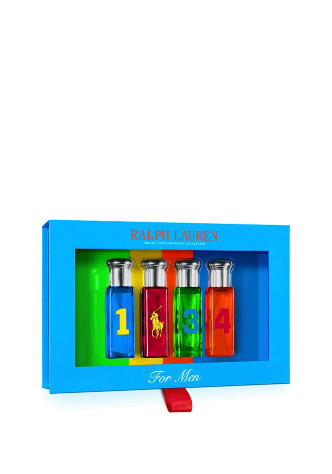 Ralph Lauren Big Pony Fragrance Collection Gift Set For Men