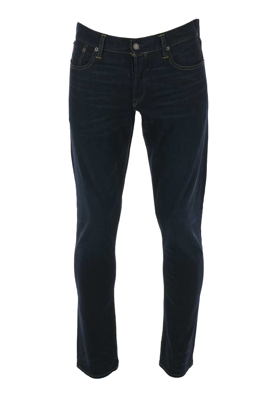 Ralph Lauren Mens Sullivan Slim Fit Jeans, Navy Denim