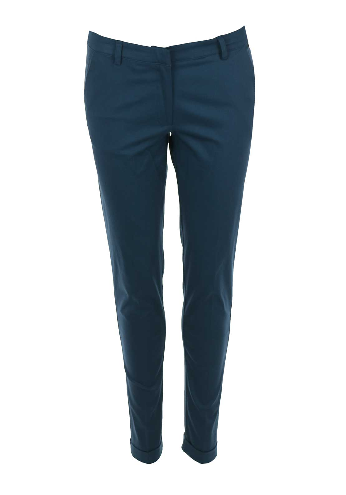 Rant & Rave Trudy Tapered Trousers, Teal