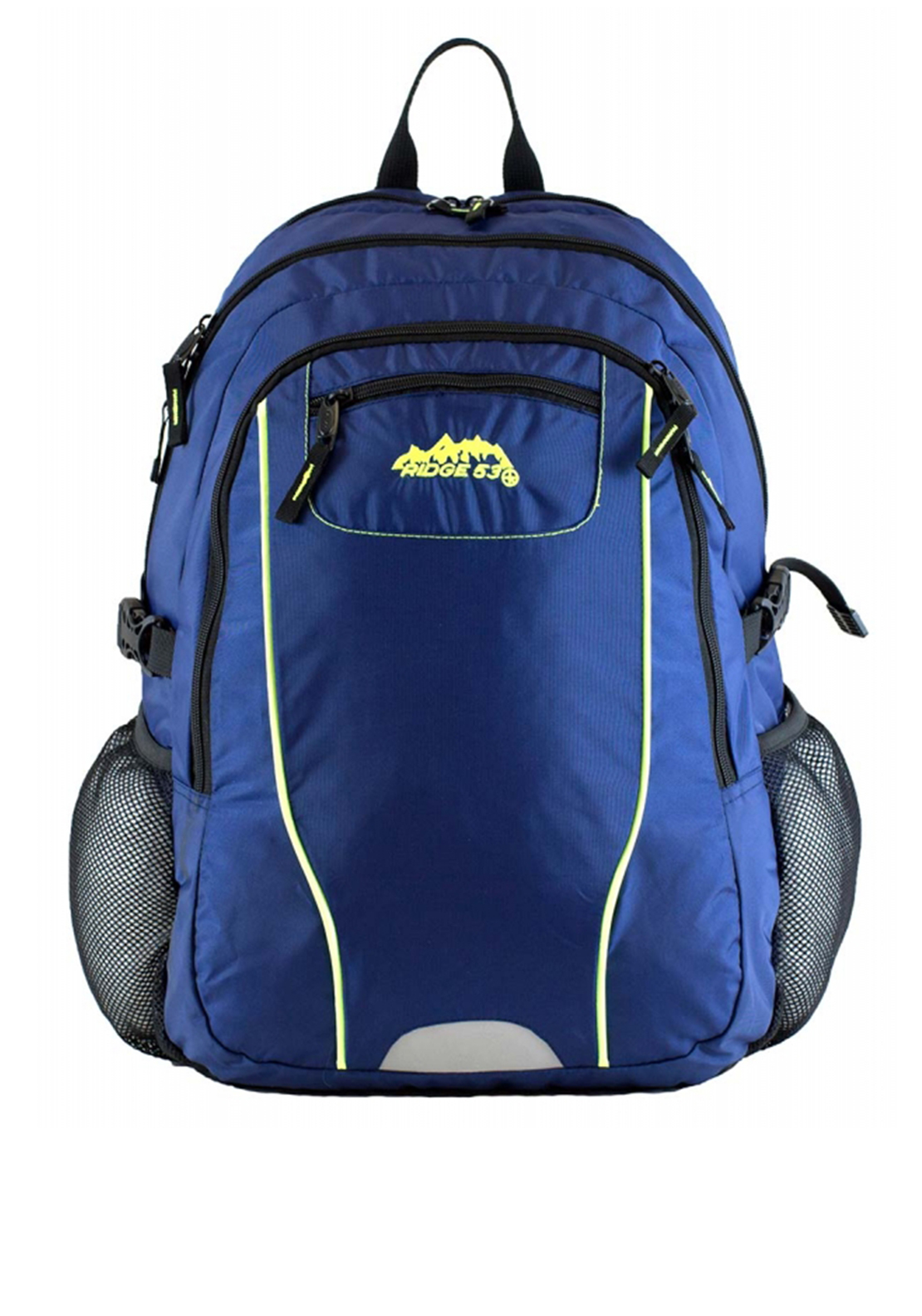 Ridge 53 Pearse Backpack School Bag, Navy