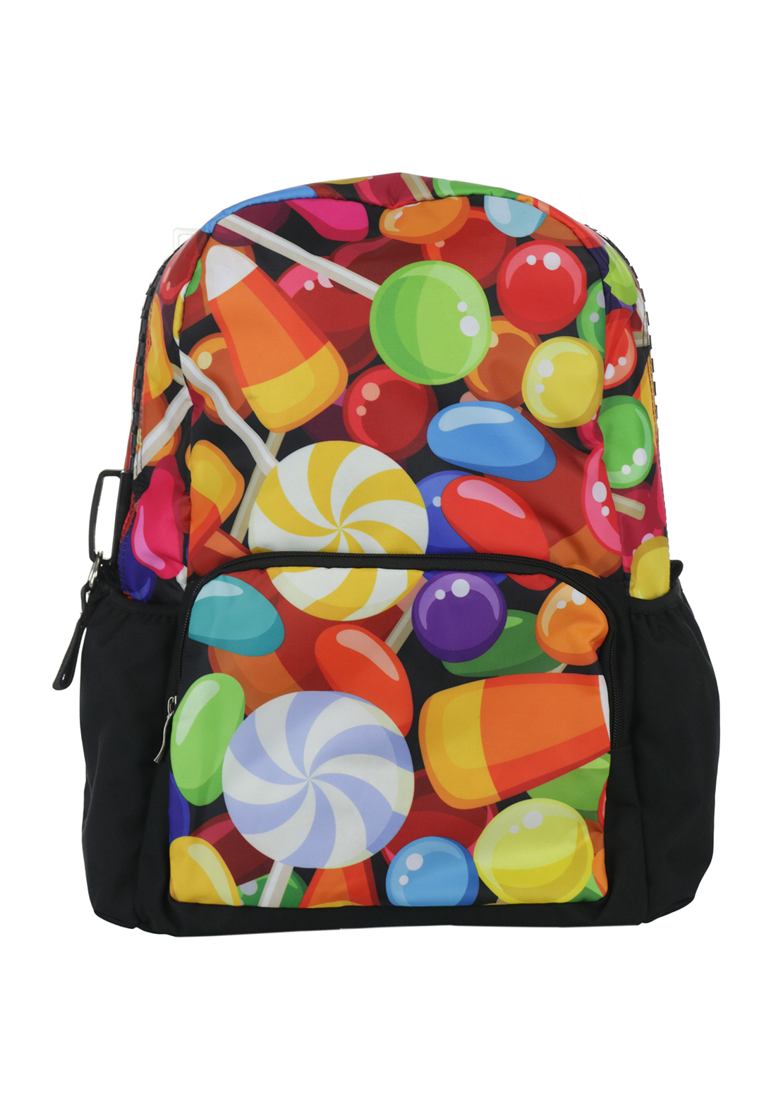Ridge 53 Vogue Sweets Backpack Schoolbag, Multi-Coloured