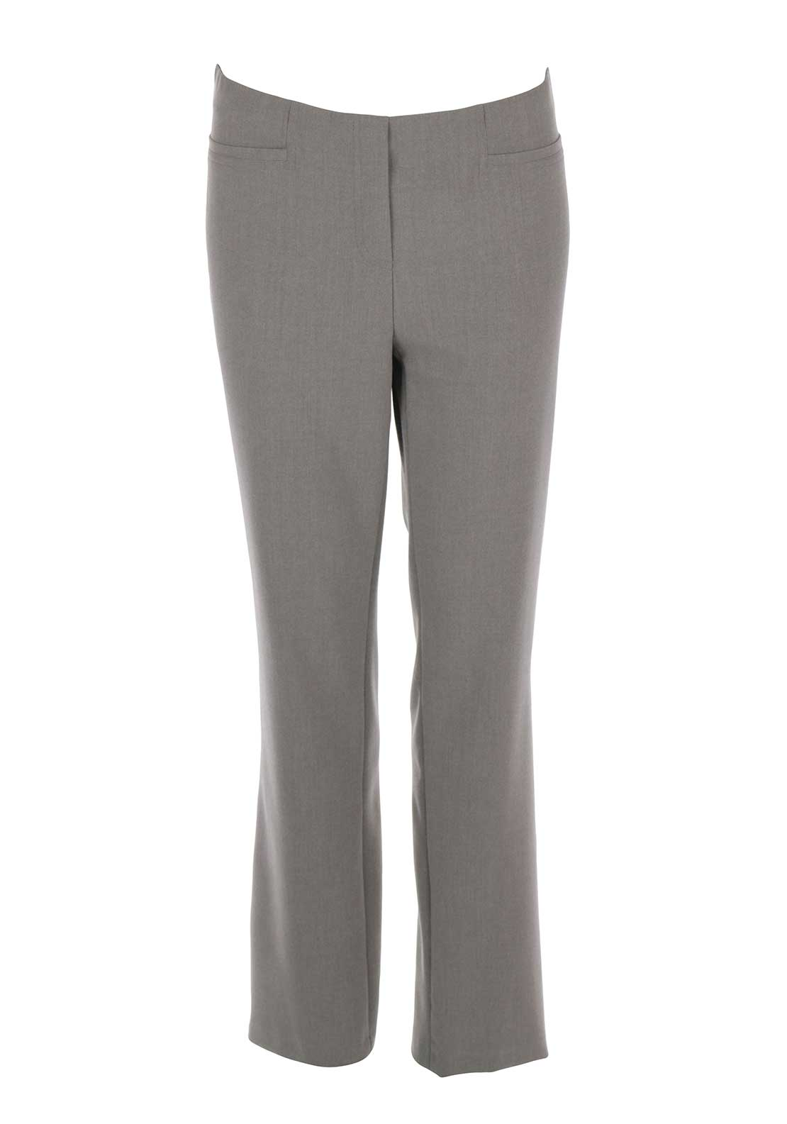 Robell Jacklyn Slim Fit Trousers, Beige