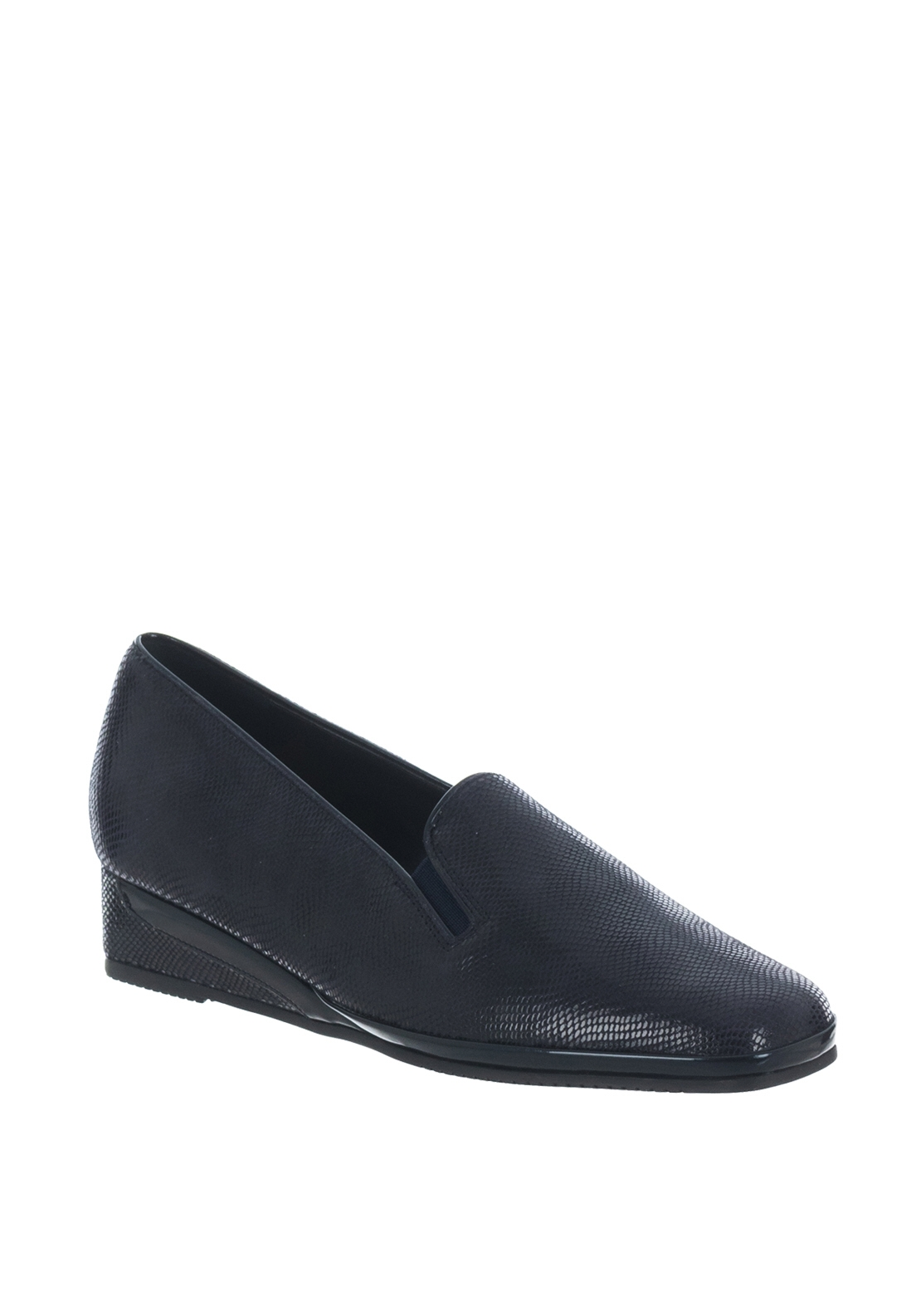 ccb37fddd67f2 Van Dal Rochester II Leather Loafers, Navy | McElhinneys