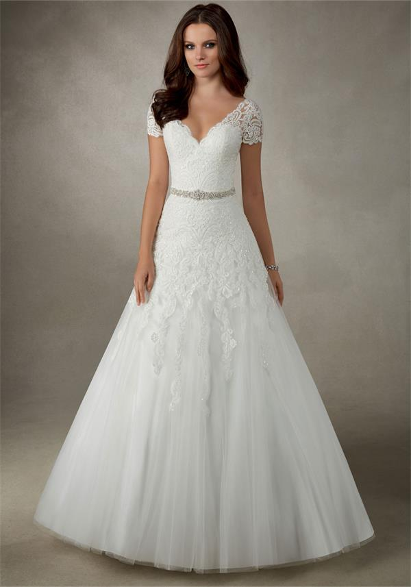 Ronald Joyce 69121 Wedding Dress