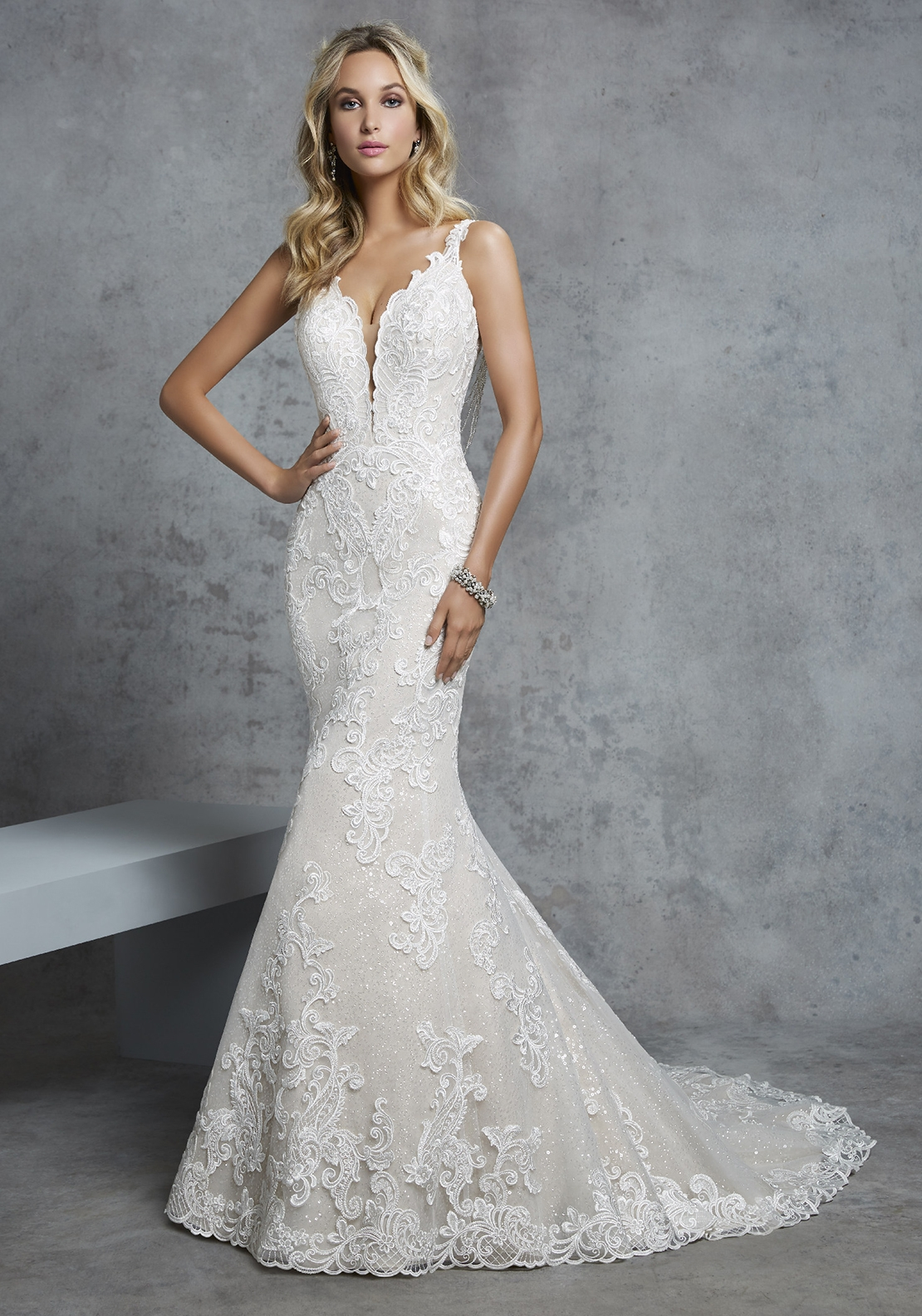Ronald Joyce 69401 Wedding Dress