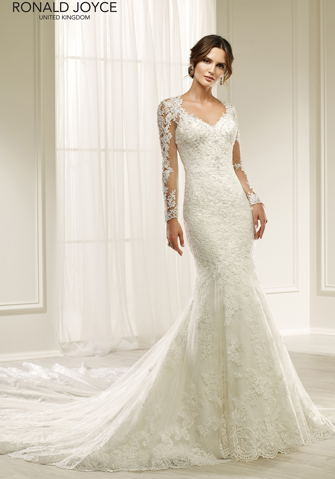 Ronald Joyce 69217 Wedding Dress