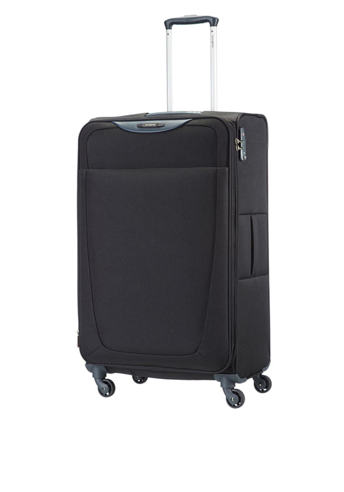 Samsonite Base Hits Spinner Suitcase 77cm, Black