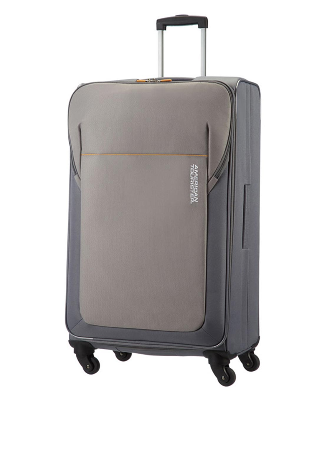 American Tourister San Francisco Spinner Large Suitcase, Grey