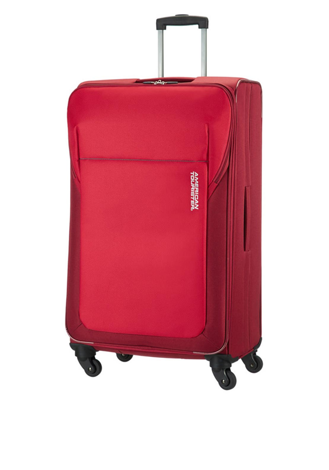 American Tourister San Francisco Spinner Large Suitcase, Red