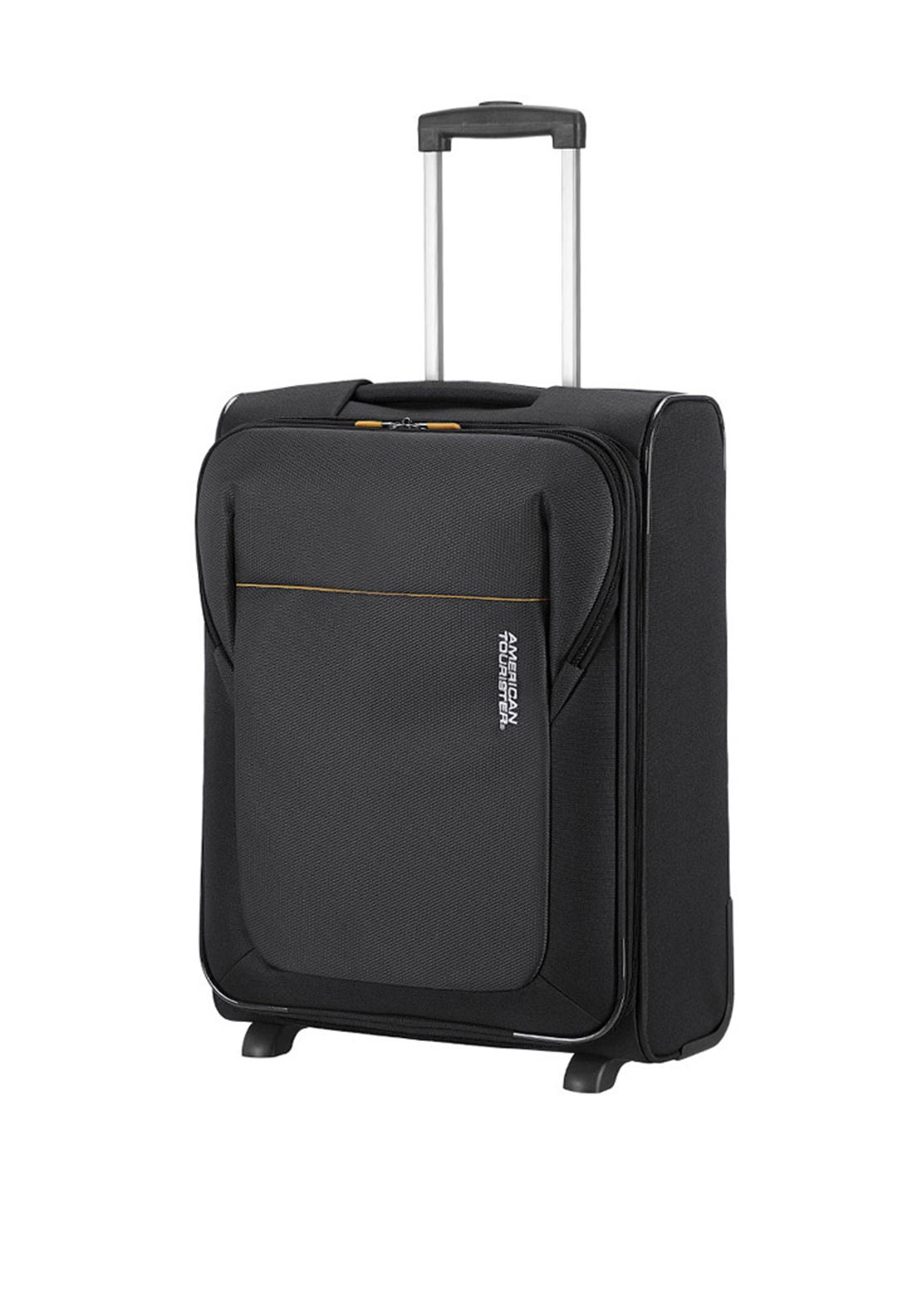 American Tourister San Francisco Upright Cabin Size Suitcase 55cm, Black