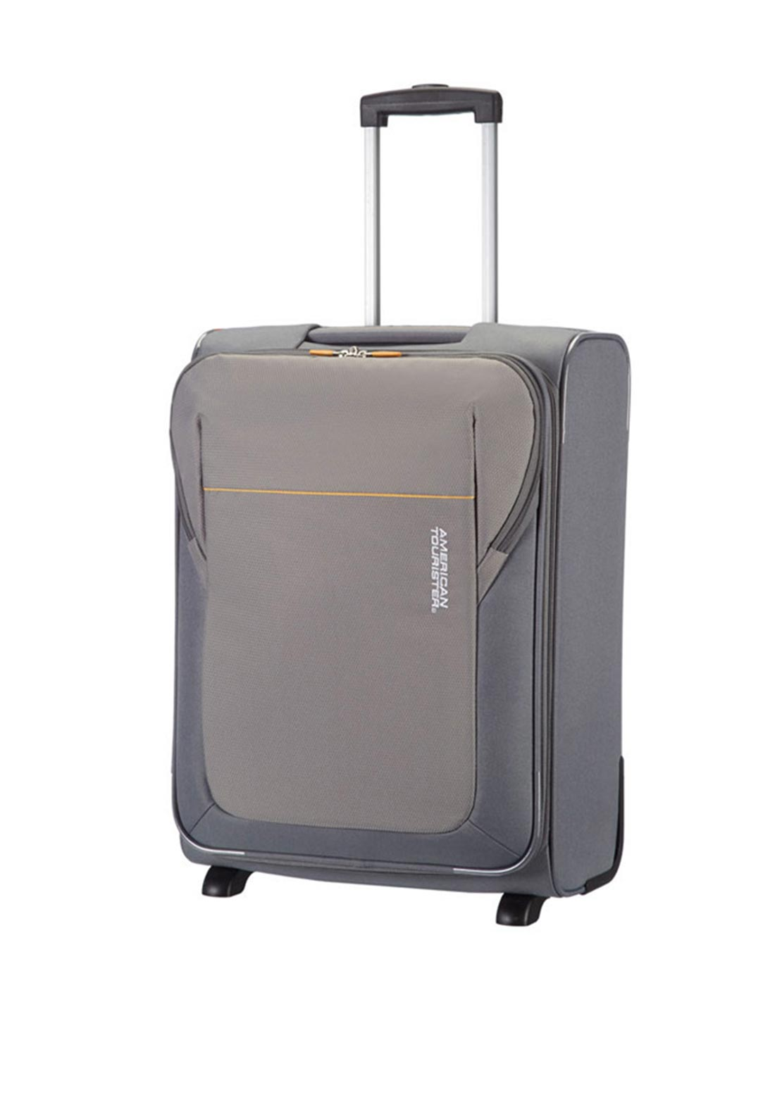 American Tourister San Francisco Upright Cabin Size Suitcase 55cm, Grey