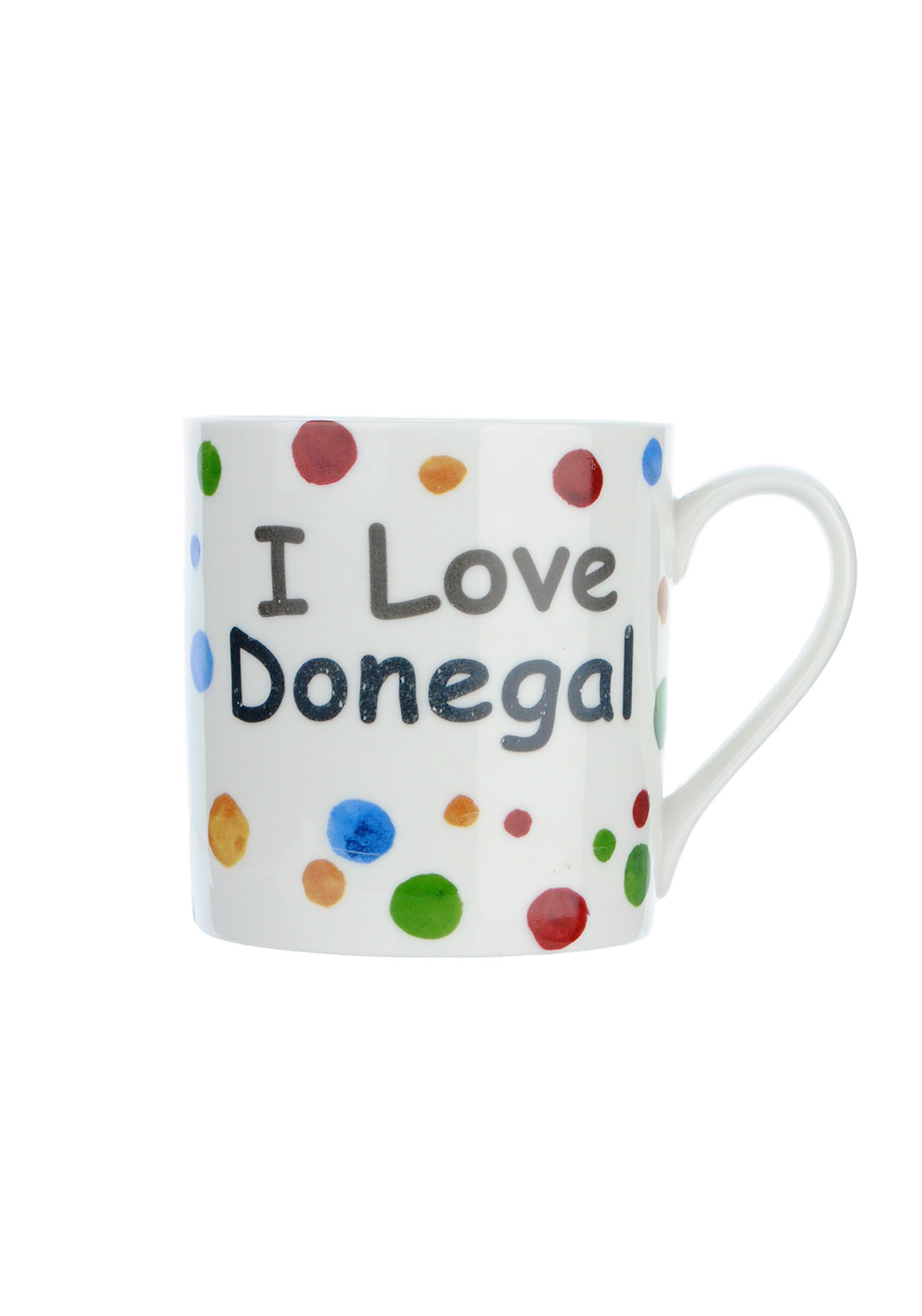 Shannon Bridge I Love Donegal Mug