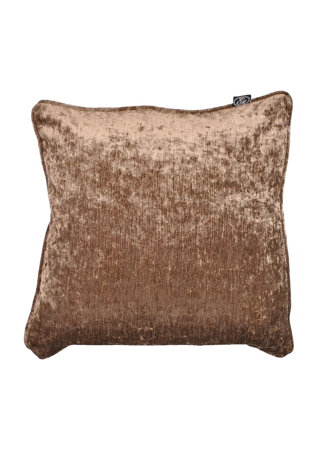 Emily Mc Guinness Lambada Square Cushion 45x45cm, Cinder