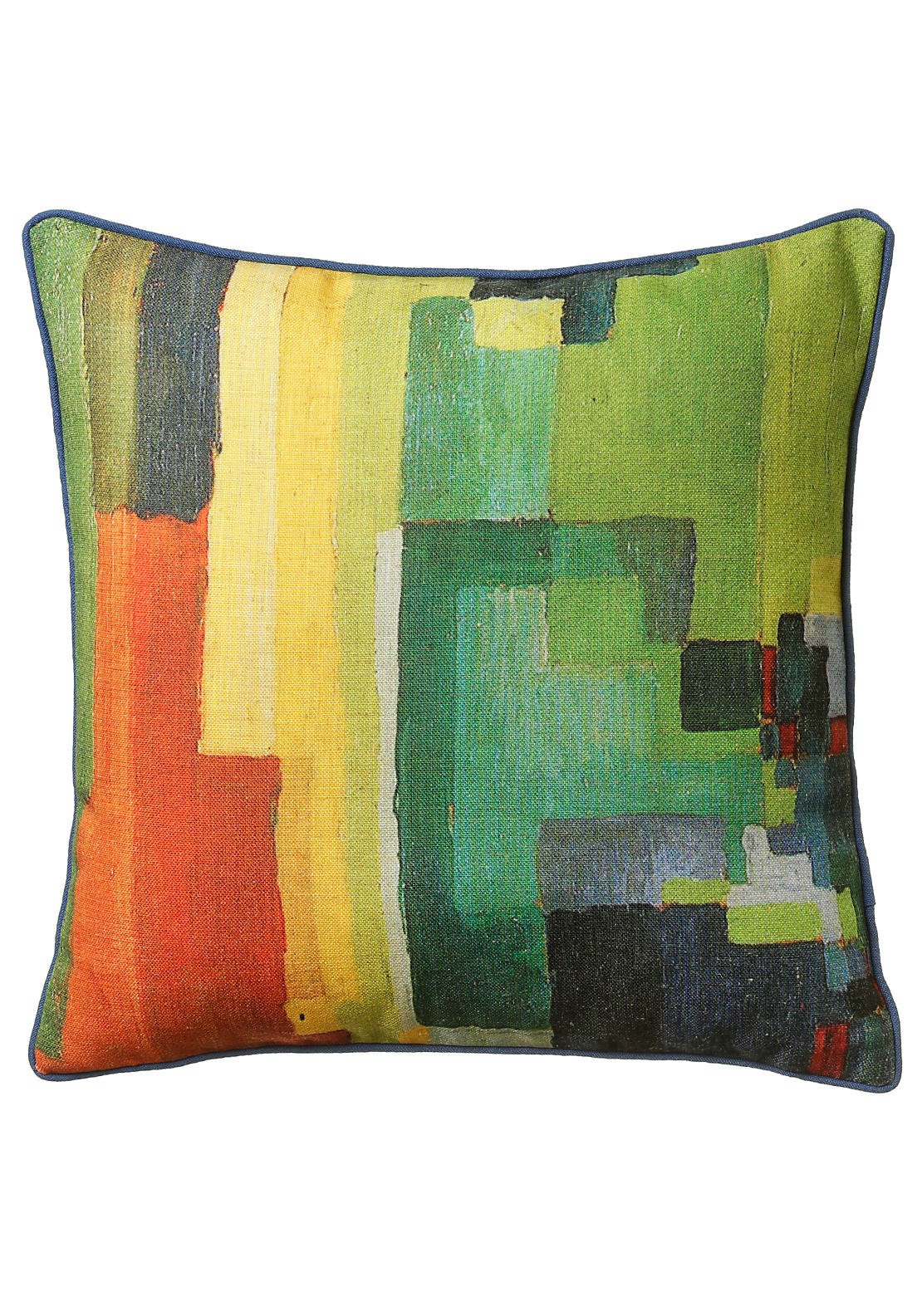 Scatterbox Perspective Cushion 45x45, Multi-Coloured