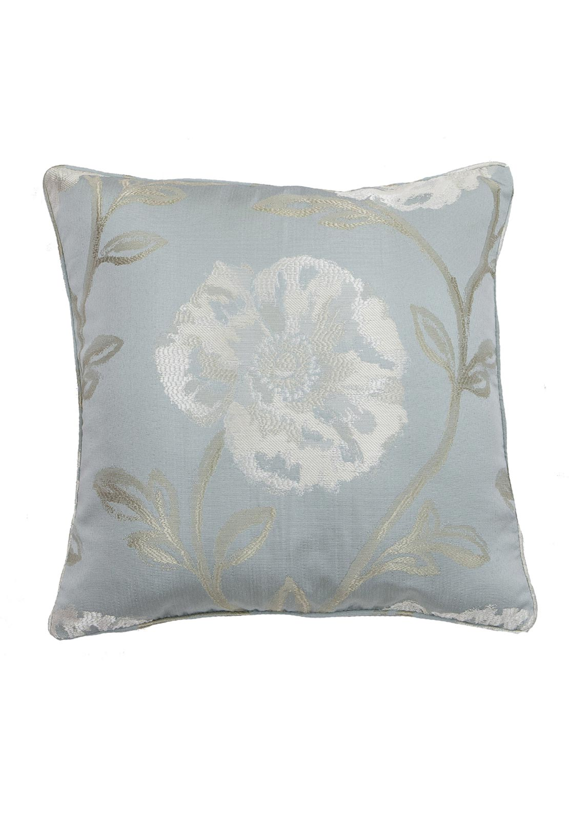 Scatterbox Maisey Feather Filled Cushion 45 x 45cm, Duck Egg