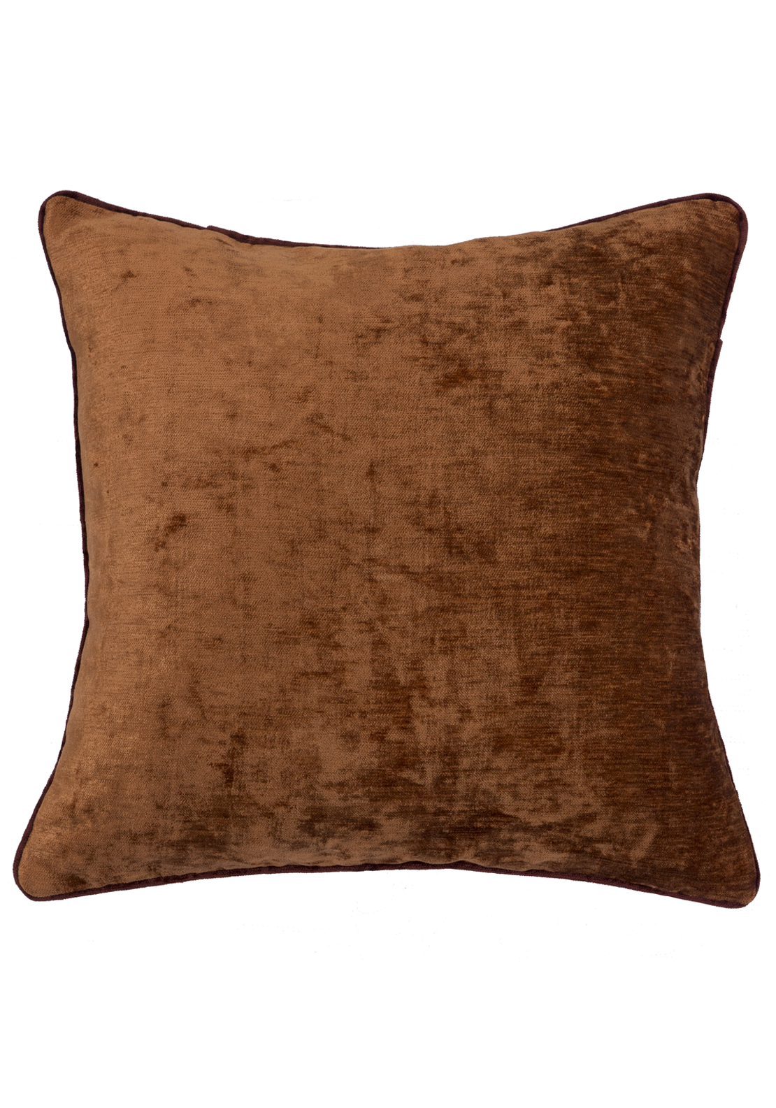 Scatterbox Gemstone Filled Cushion, 43 x 43cm Orange