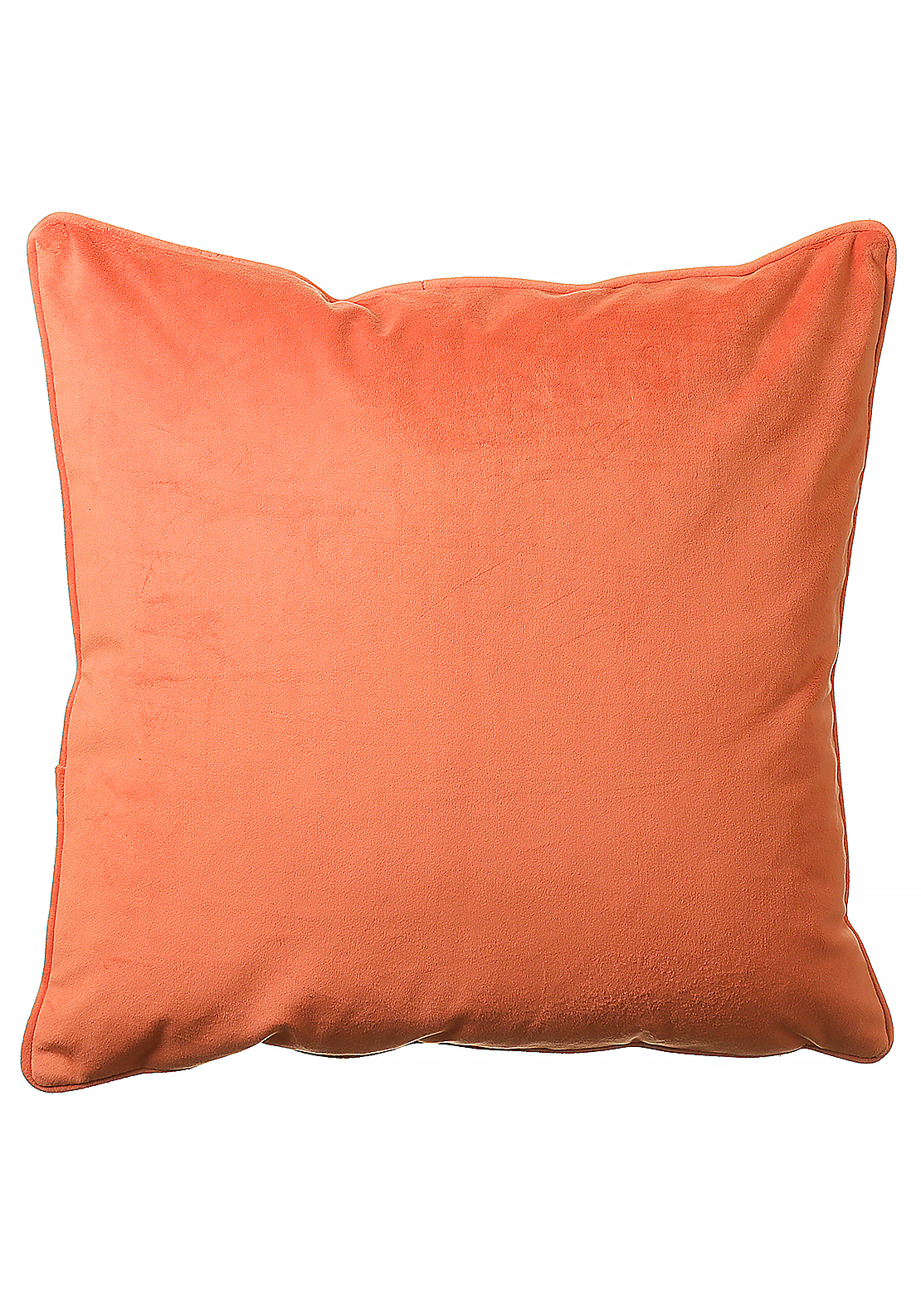 Scatterbox Velour Cushion 45x45, Orange
