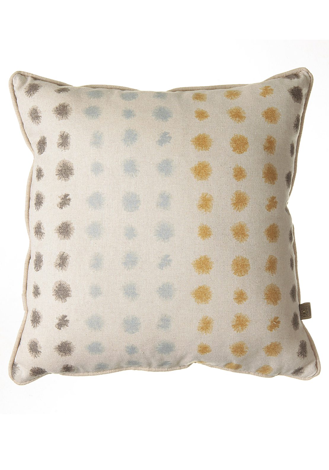 Scatterbox Rosie Spot Cushion, 43 x 43cm Blue