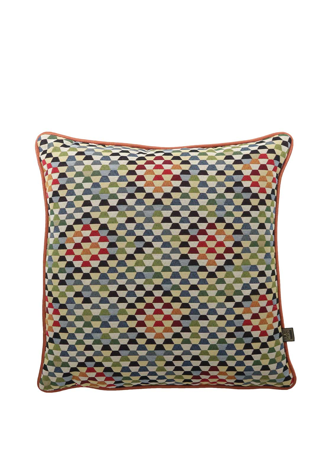 Scatterbox Zeta Cushion Multi-Coloured 43 X 43cm
