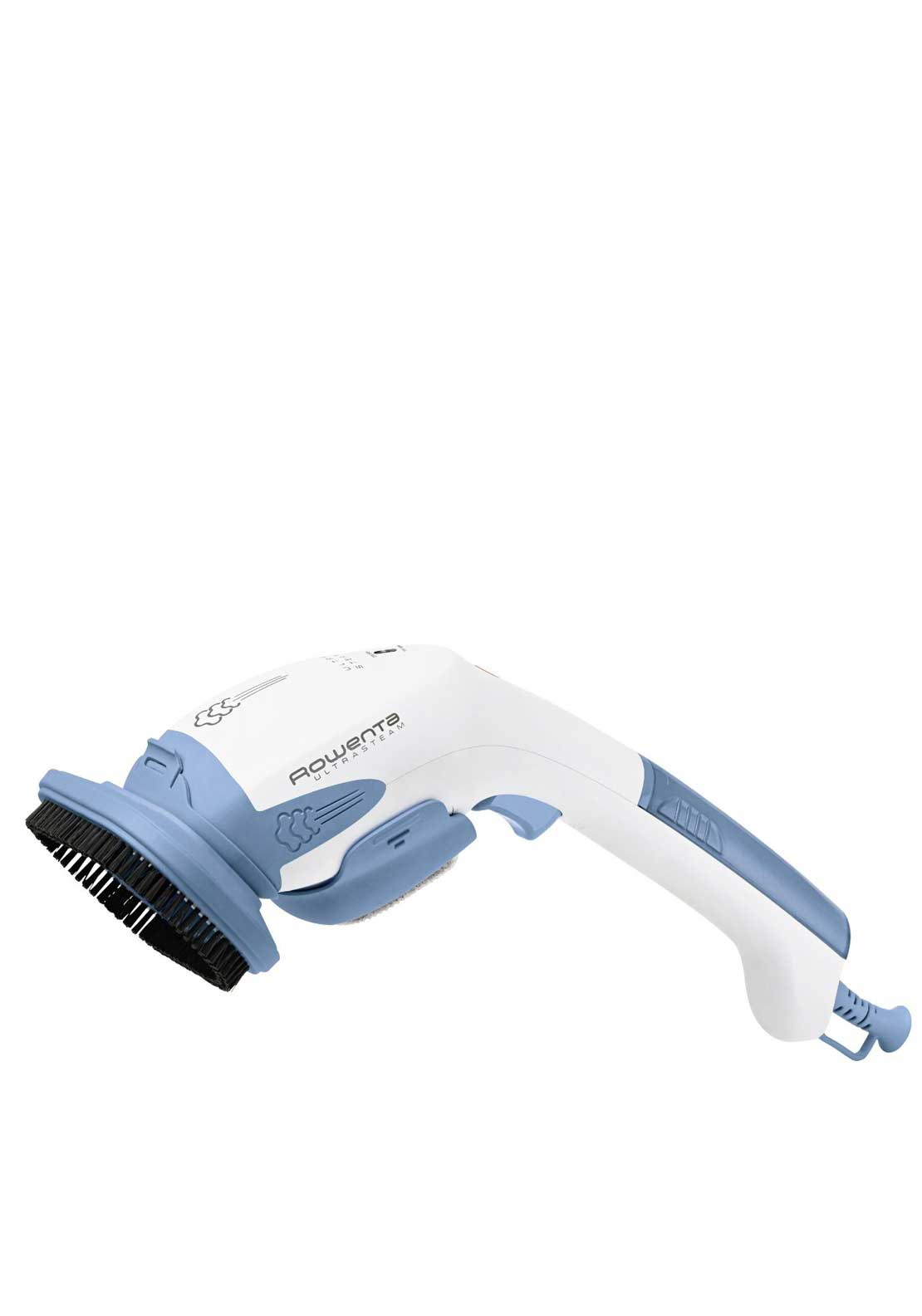 Rowenta Ultrasteam Handheld Steamer, White and Blue