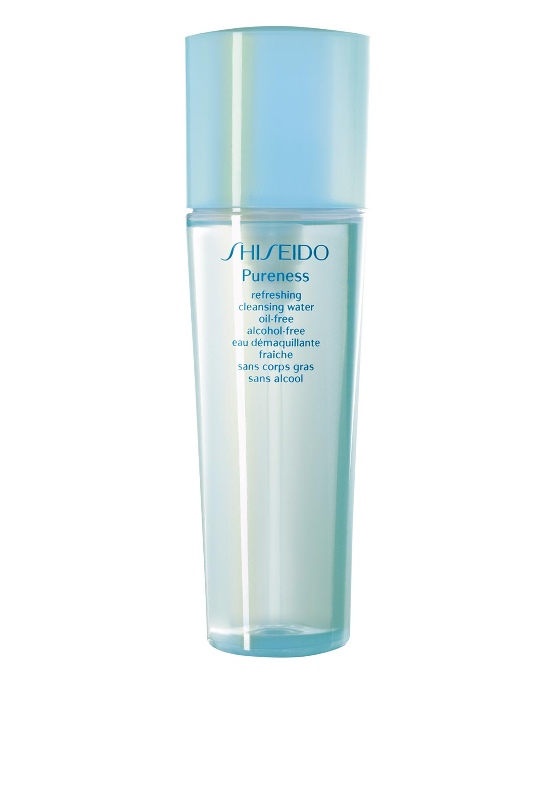 Shiseido Pureness Refreshing Cleansing Water Oil Free Alcohol Free, 150ml