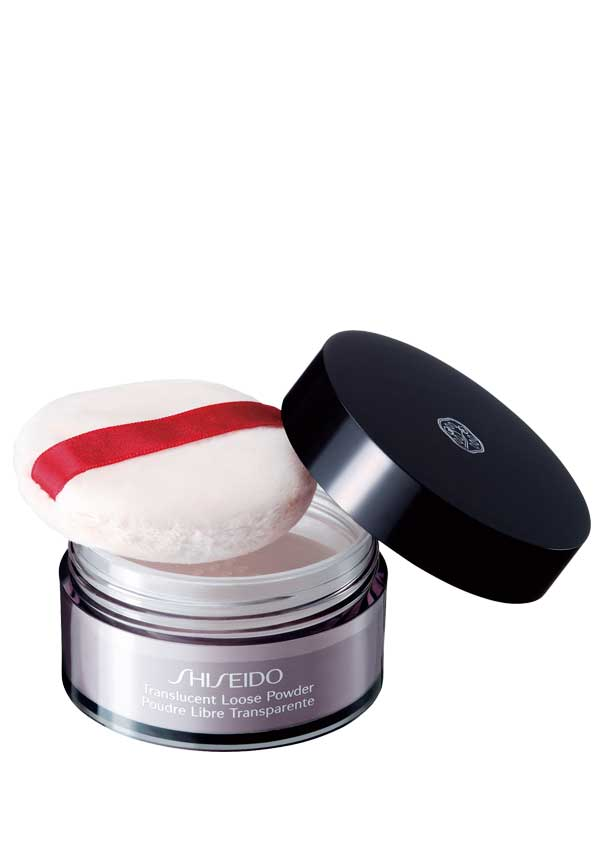 Shiseido Transparent Loose Powder, 18g