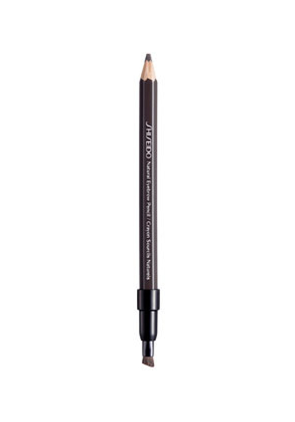Shiseido Natural Eyebrow Pencil Deep Brown, BR602