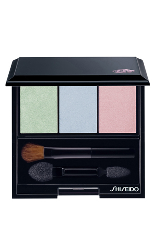 Shiseido Luminizing Satin Eyeshadow Trio, BL215