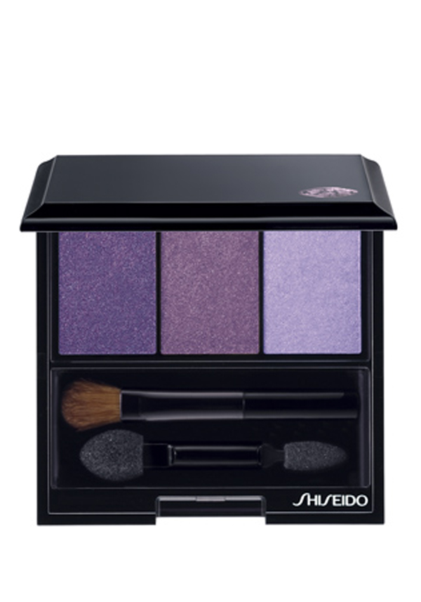 Shiseido Luminizing Satin Eyeshadow Trio, VI308