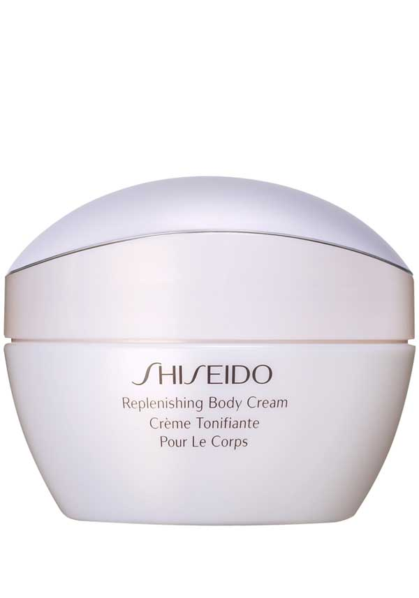 Shiseido Replenishing Body Cream Firms and Smoothes, 200ml