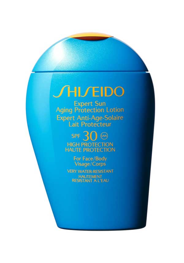 Shiseido UV Protective Liquid Foundation SPF30, Dark Ivory SP70
