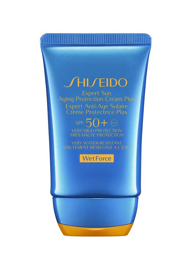 Shiseido Sun Aging Protection Cream SPF50