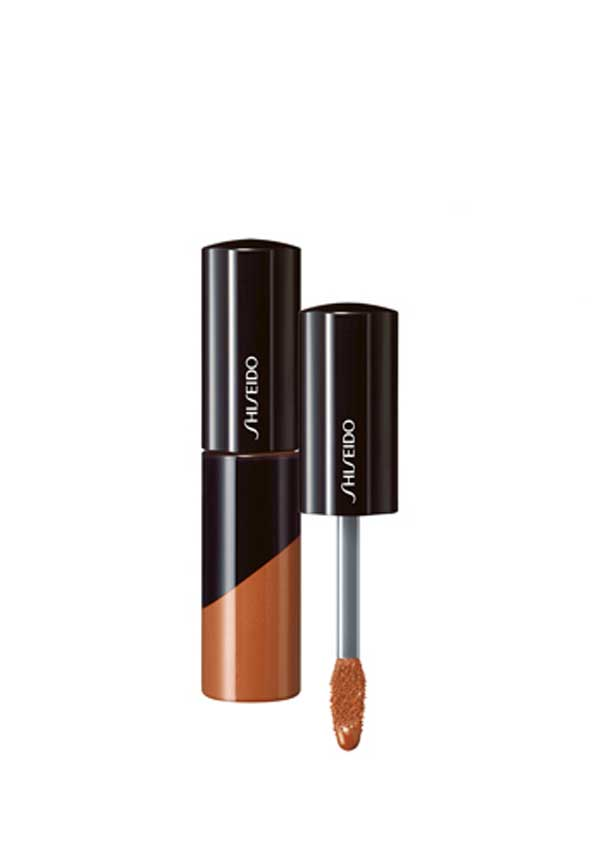Shiseido Lacquer Lip Gloss BR301 Mocha, 7.5ml