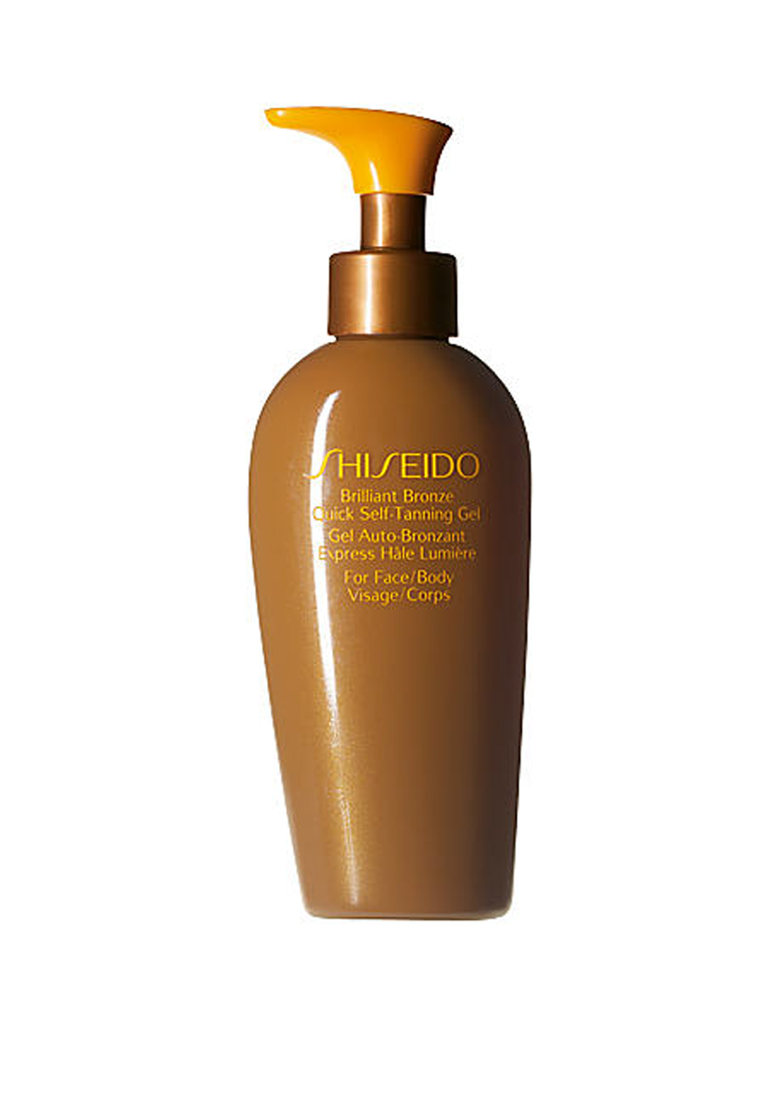 Shiseido Brilliant Bronze Quick Self-Tanning Gel, 150ml