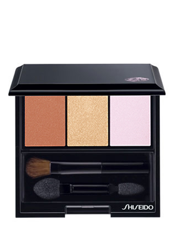 Shiseido Luminizing Satin Eyeshadow Trio, BR214