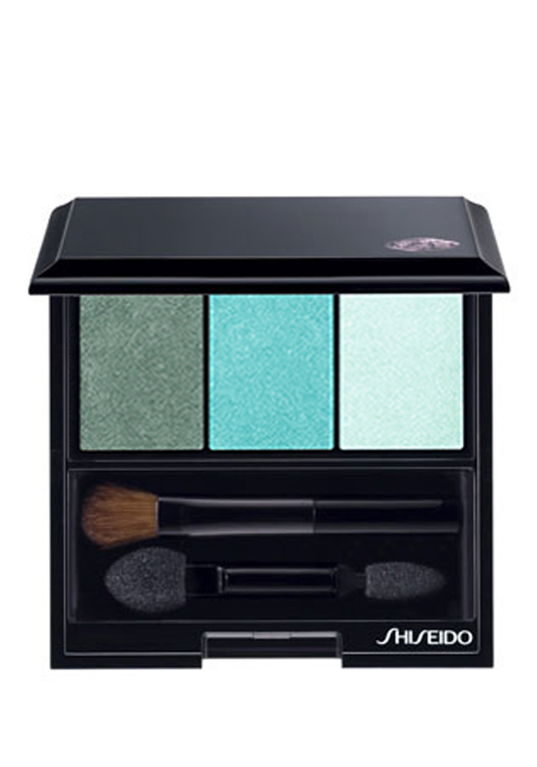 Shiseido Luminizing Satin Eyeshadow Trio, GR412