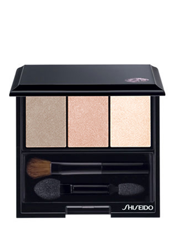 Shiseido Luminizing Satin Eyeshadow Trio, BE213